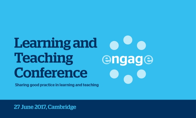 VC address - Learning and Teaching Conference 2017