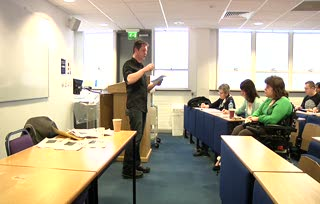 Good Teaching Project Vignette: Lecture 1, Video 3