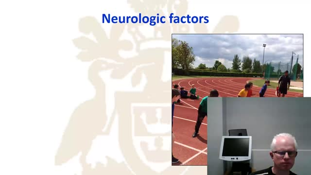 Paediatric exercise physiology: Neurological responses