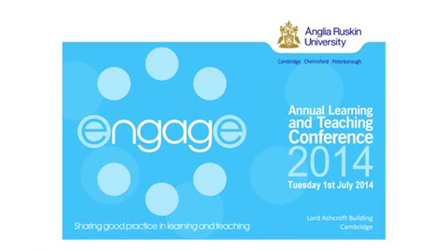 Engage 2014: Student Engagement Project